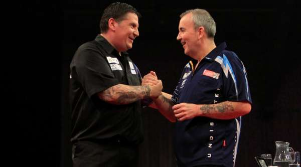 Phil Taylor vs Gary Anderson Premier League