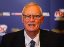 Barry Hearn Darts Premier League Darts