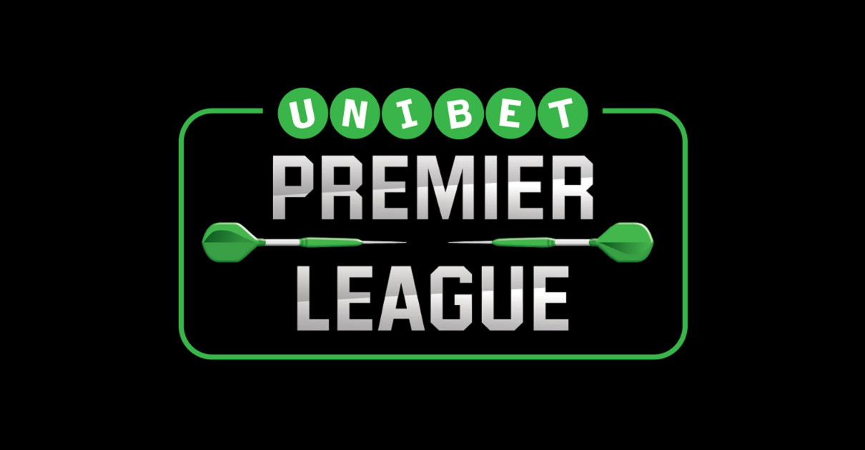 Logo Unibet Premier League Darts 2018