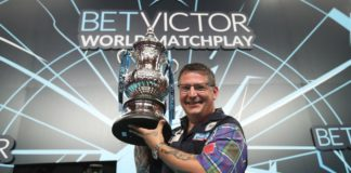 Gary Anderson - World Matchplay