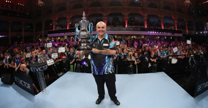 world darts matchplay 2019