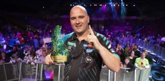 Rob Cross - Brisbane Darts Masters