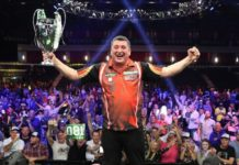 Mensur Suljovic - Champions League of Darts 2017