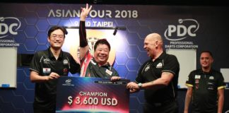Paul Lim - PDC Asian Tour