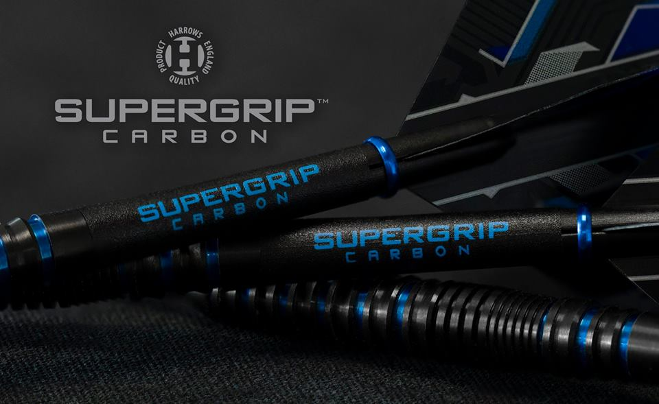 Harrows Supergrip Carbon