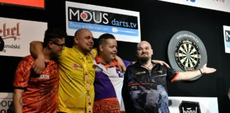 Prague Darts Masters Winter Classic 2018