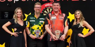 Danish Darts Open 2018
