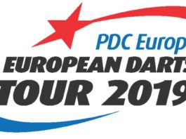 PDC European Tour 2019