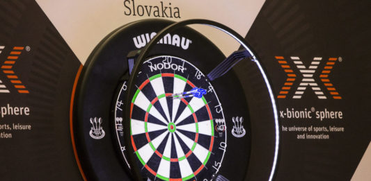 Darts Slovak Open