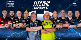 Premier League Darts Aberdeen